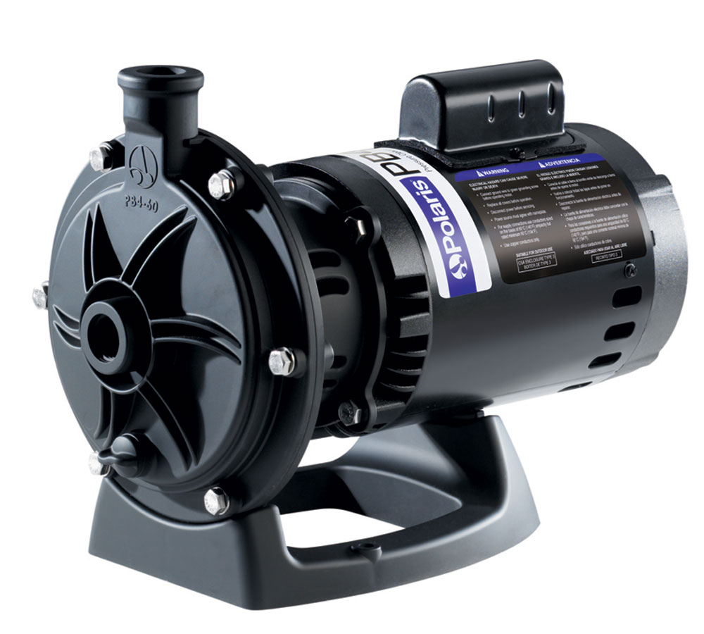 Polaris PB4-60 Booster Pump | #1 Swimming Pool Cleaner Worldwide ...