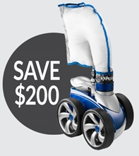 Save $200 on the Polaris 3900 Sport