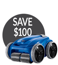 Save $100 on the Polaris 9550