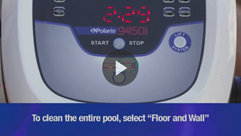 Polaris 9450 Robotic Pool Cleaner Troubleshooting