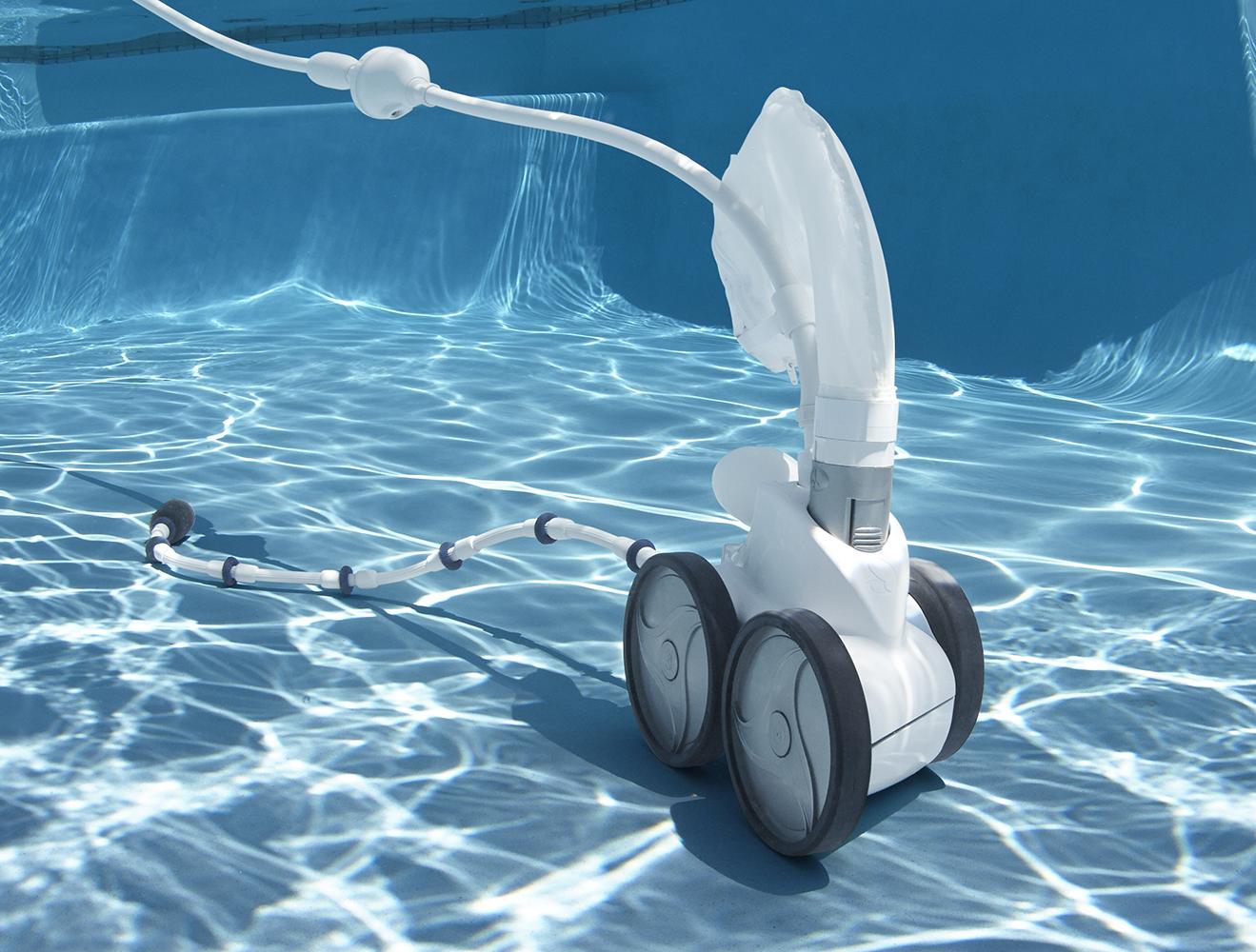 Swimming Pool Pressure : Polaris p pressure pool cleaner swimming