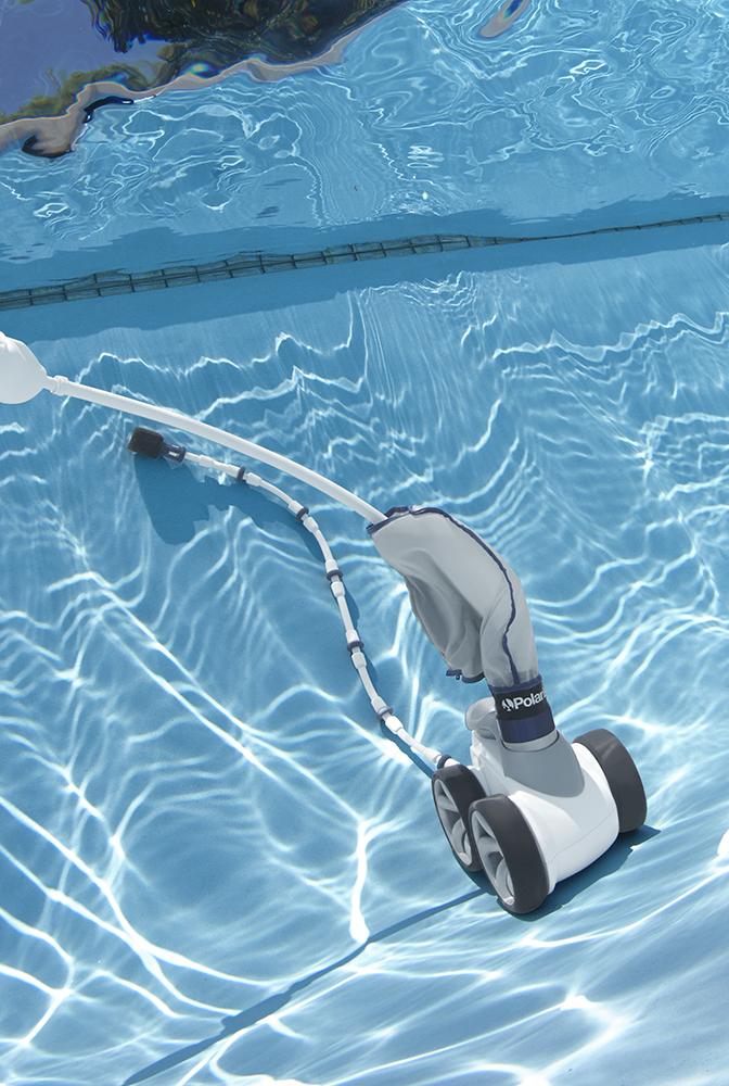 Polaris P39 Pressure Pool Cleaner 1 Swimming Pool